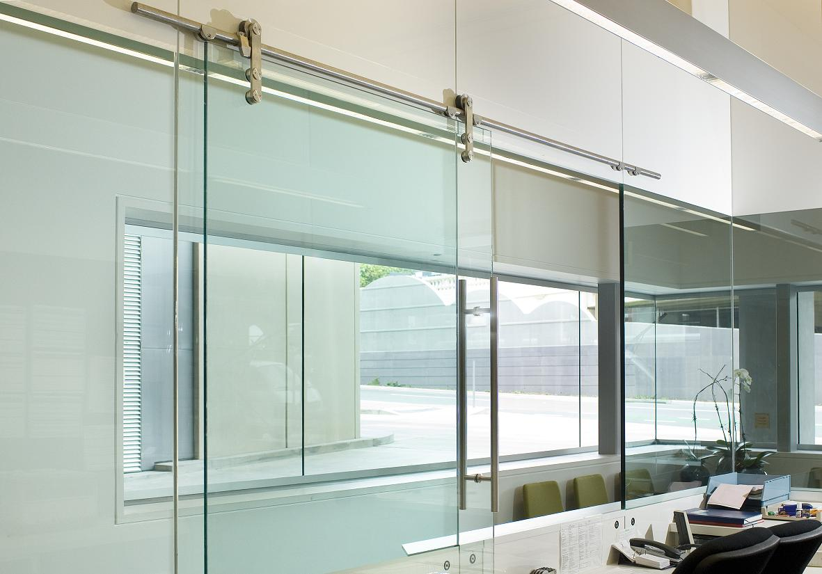 Security Glass Doors